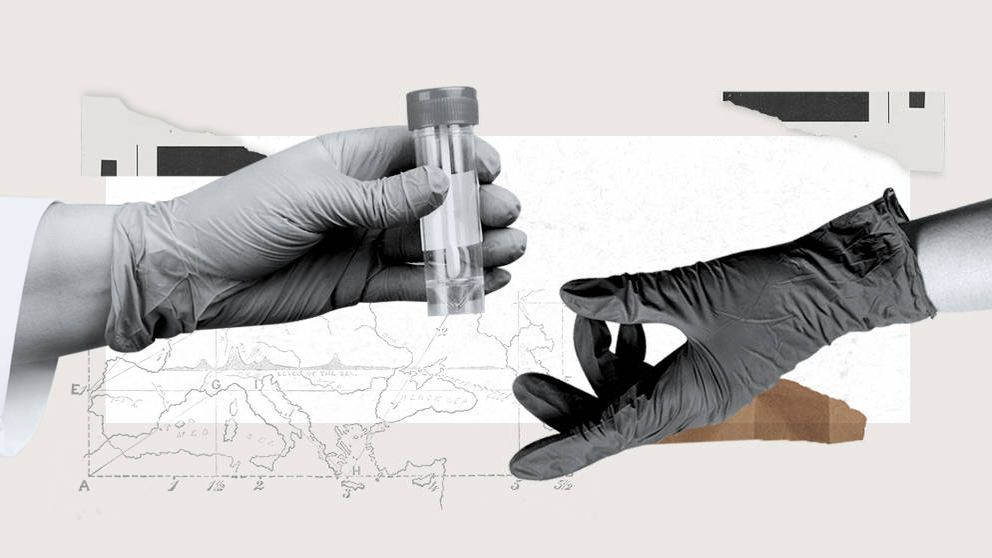 'Rastreadores de covid'   Vacunas: momento decisivo