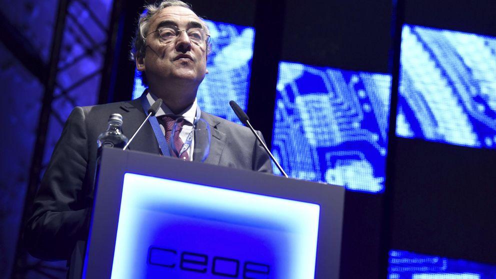 CEOE y los grandes del Ibex planean acciones comunes frente a Artur Mas