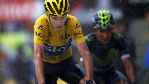Valverde, Quintana y el plan de Movistar para destronar a Froom en los Alpes