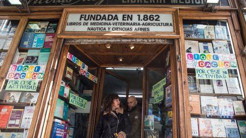 Aquí estuvo la librería más antigua de Madrid: Nicolás Moya cierra tras 157 años