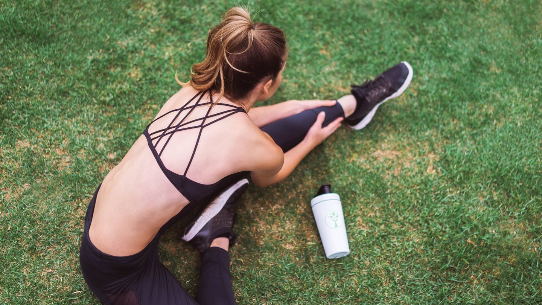 Rutina de ejercicios para un vientre plano. (LYFE Fuel para Unsplash)