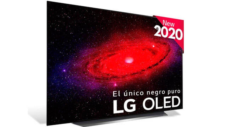 Smart TV 65'' LG OLED65CX6LA 4K UHD OLED