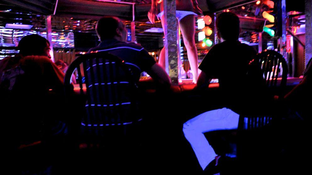 Clubes de striptease de sugar daddys