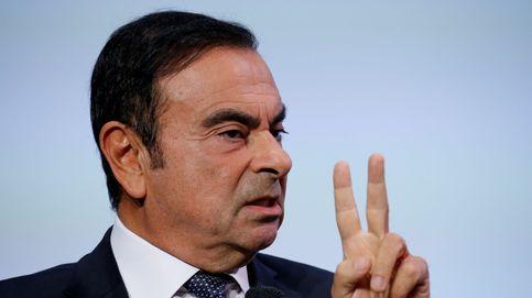 Mitsubishi acusa a Ghosn de cobros irregulares por 7,82 millones de euros