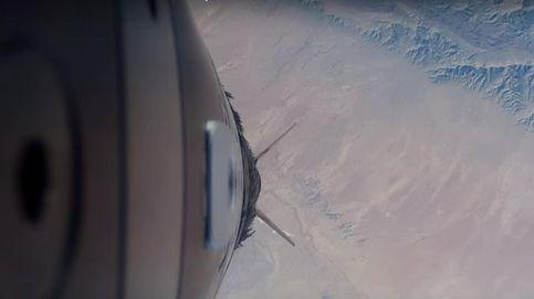 Este vídeo te hace vivir el despegue de un cohete como si fueses a bordo