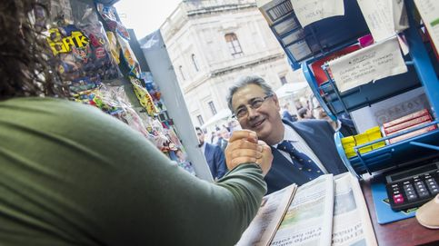 El confidente for Foto del ministro del interior
