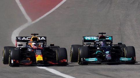 Verstappen firma una carrera perfecta contra Hamilton, Sainz es séptimo y Alonso se retira