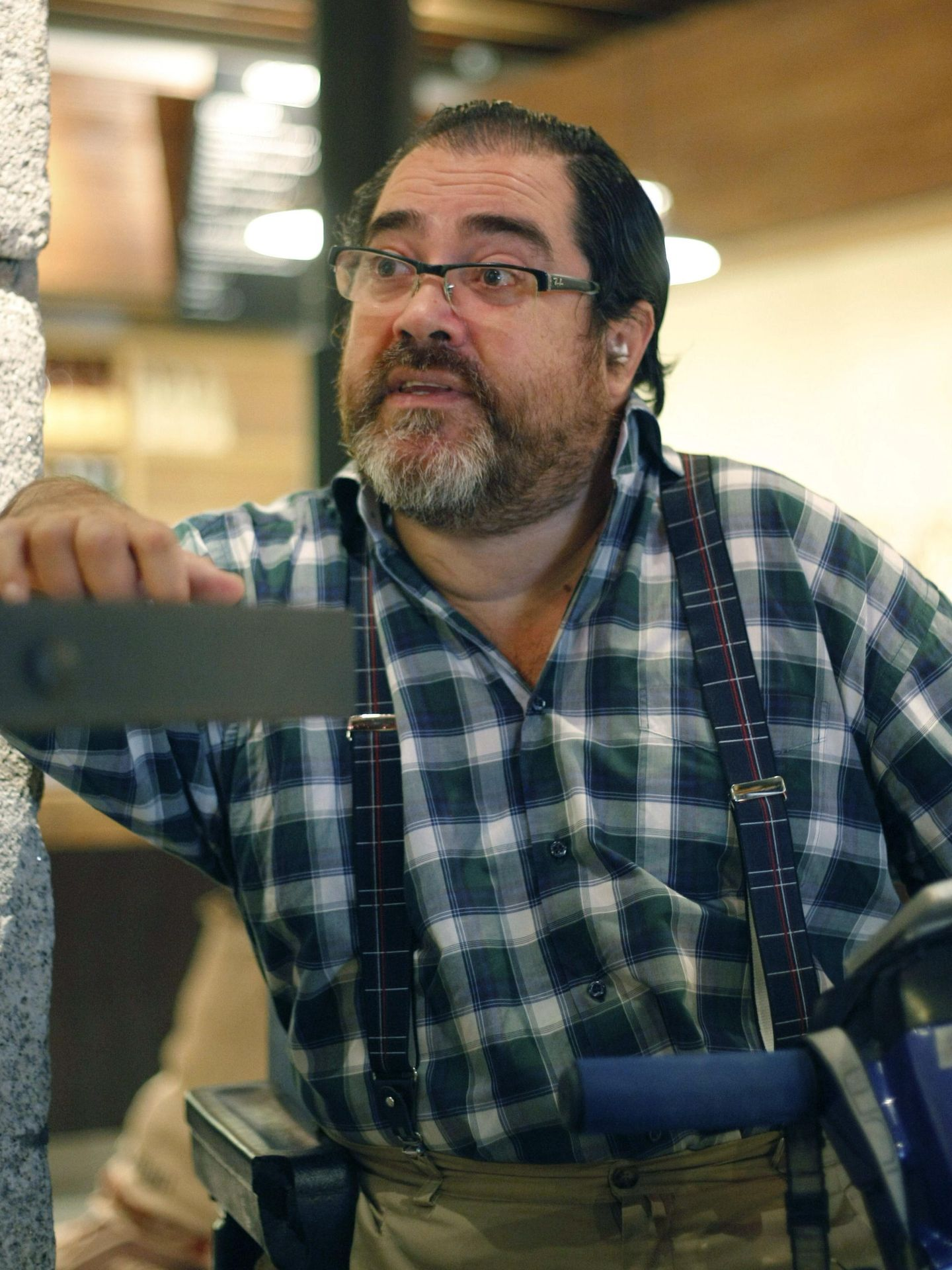 El empresario Gerardo Crespo. (EFE)
