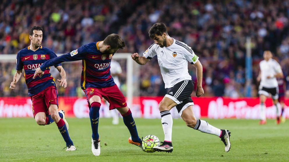 El Barça sorprende y le birla a André Gomes al Real Madrid por 55 millones