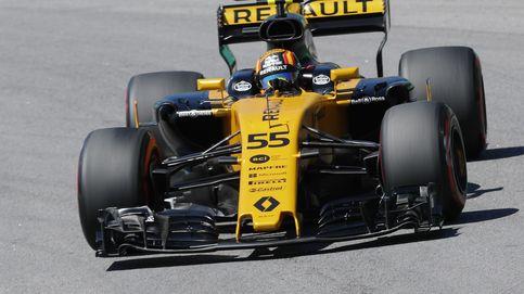 Sainz, por detrás de Hulkenberg en los libres y con el top 10 en el punto de mira