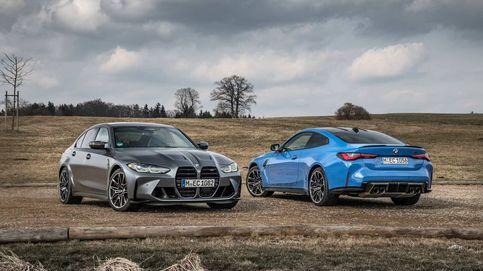 Los BMW M3 y M4, ahora también con tracción a las cuatro ruedas