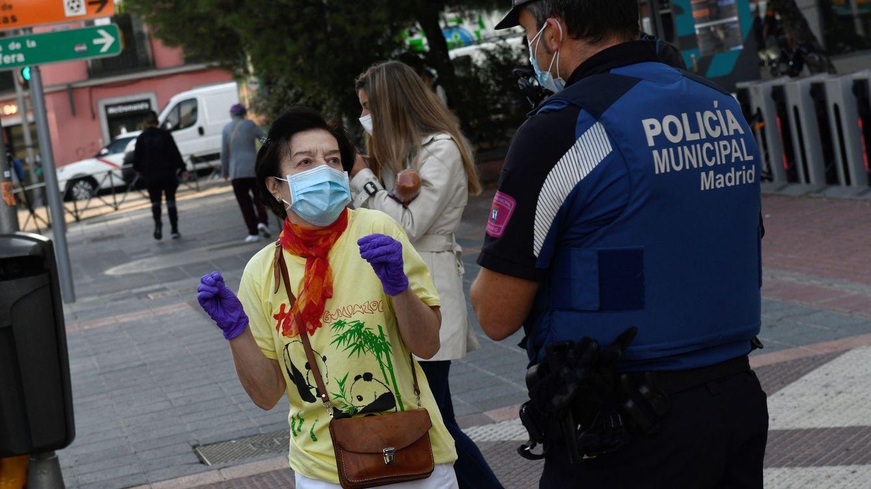 Estas son las causas legales para salir de las 45 zonas de Madrid con restricciones