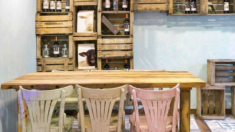 Foto: Santa Luzía, un 'espazio gastronómico' en el verde cántabro con mucha madera