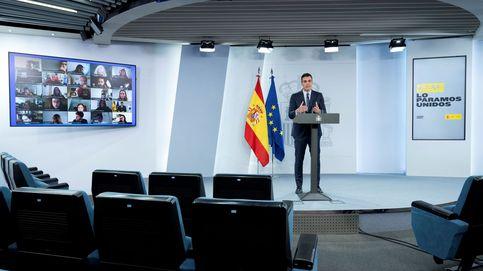 Moncloa busca una alarma de medio año sin control judicial ni del Congreso