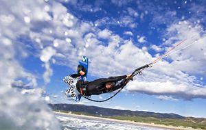 Gisela Pulido, la experta del kitesurf que sueña con ir a unos JJOO