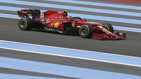 Cuando piensas que tu coche es un camión, pero no quieres acabar como Prost en Ferrari