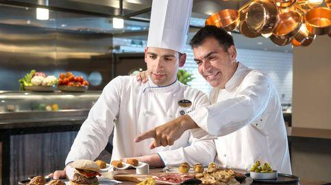 Ramón Freixa enseña a comer en Oriente Medio