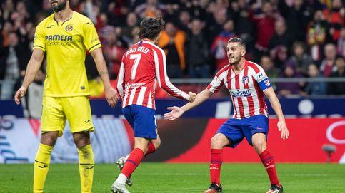 El día que Joao Félix reapareció y el Atlético remontó al Villarreal
