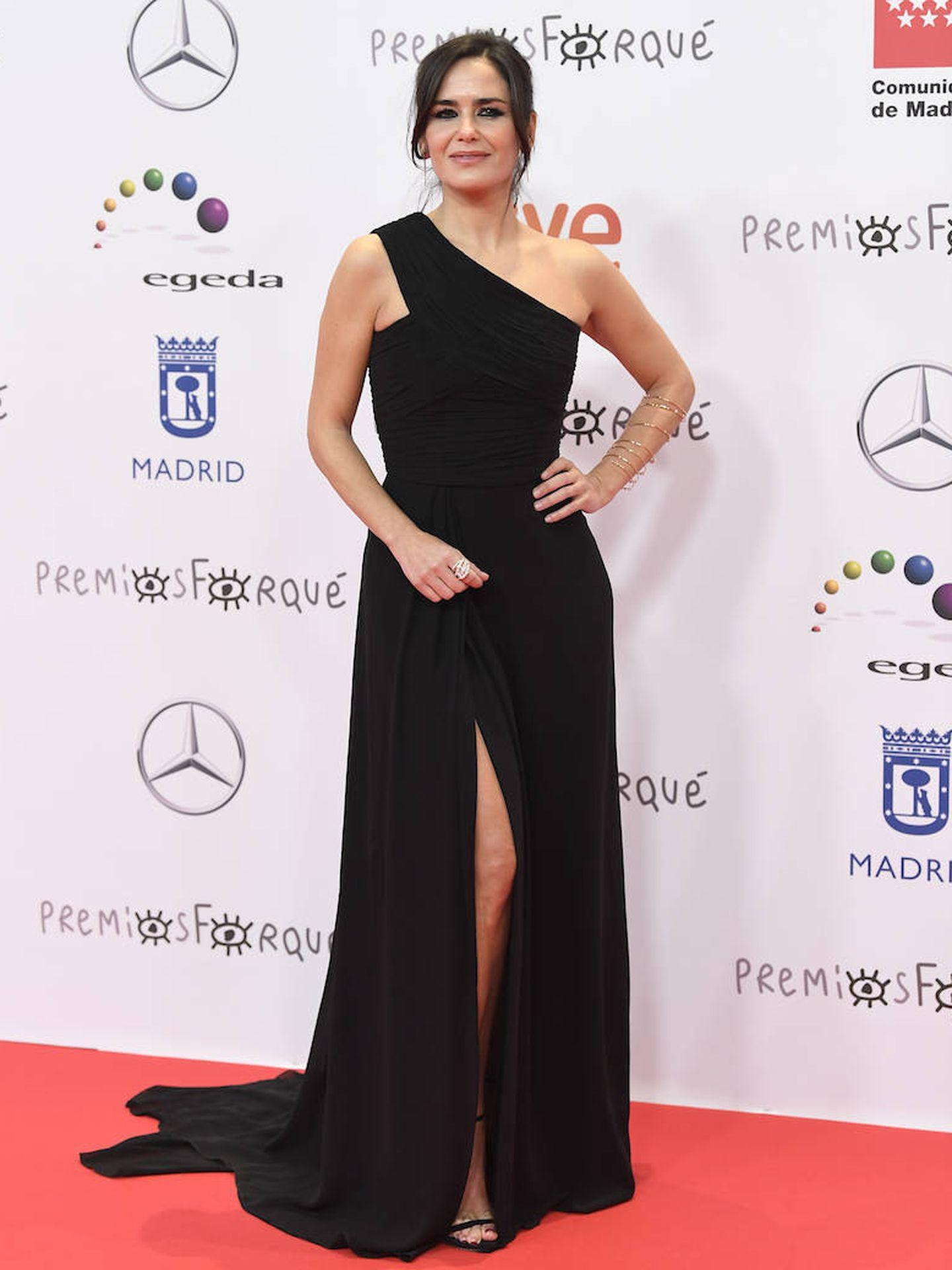 La presentadora de 'Historias de nuestro cine', Elena S. Sánchez. (Limited Pictures)