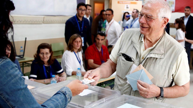 El PSOE ganaría las elecciones europeas y Puigdemont con tres escaños vence a ERC
