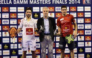 Sanyo y Maxi revalidaron título en el Estrella Damm Masters Finals