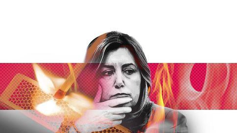 Susana Díaz tiene gripe; lo de Spiriman es solo catarro