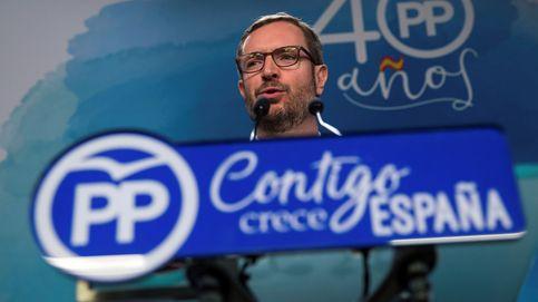 Preocupación en el PP por la moción: Torra y Rufián se frotan las manos
