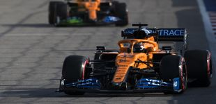 Post de McLaren necesita a Carlos Sainz tirando a bloque y con Lando Norris a su rueda