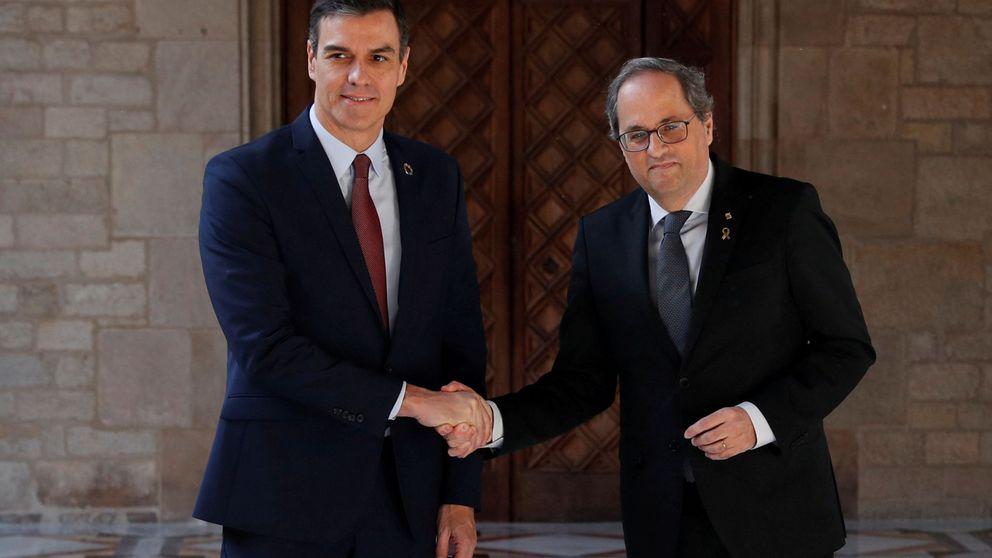 Sánchez ofrece a Cataluña trato bilateral y más de 4.000 M para sepultar el 'procés'