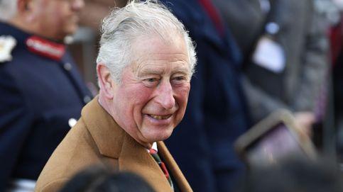 La emoción del príncipe Carlos al hablar sobre su experiencia con el coronavirus