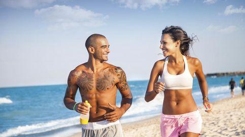 El mejor circuito de ejercicios para realizar en la playa este verano