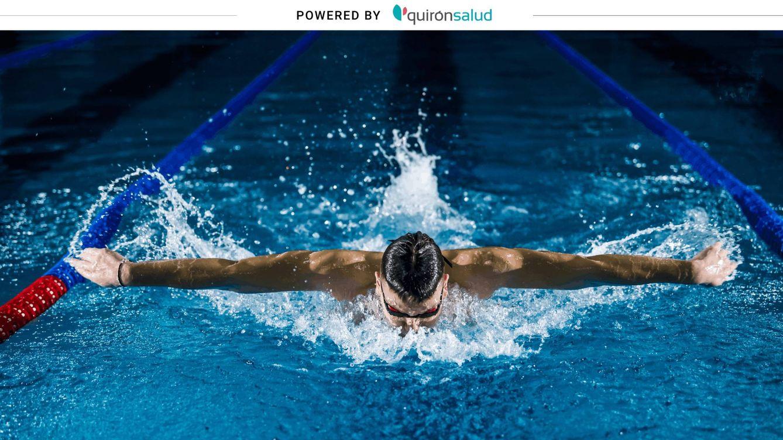Hombros, rodilla, espalda... Cómo evitar las lesiones más frecuentes de los nadadores