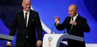 Post de La Rusia de Putin ahora recela de un Mundial que no le saldrá a ganar