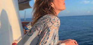 Post de Pauline Ducruet: las espectaculares fotos de sus lujosas vacaciones en Maldivas