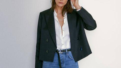 Esta falda pantalón de Massimo Dutti sienta genial y define la silueta