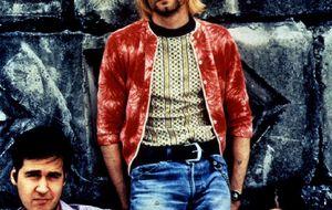 Las cuatro mentiras que convirtieron a Kurt Cobain en un mito