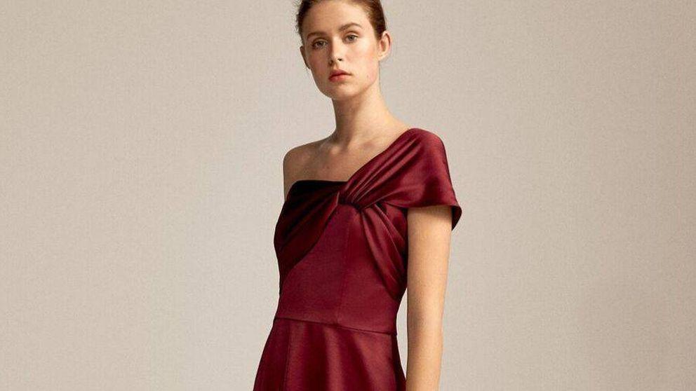 El vestido para ser la invitada perfecta este otoño está en Pedro del Hierro ¡y con descuento!