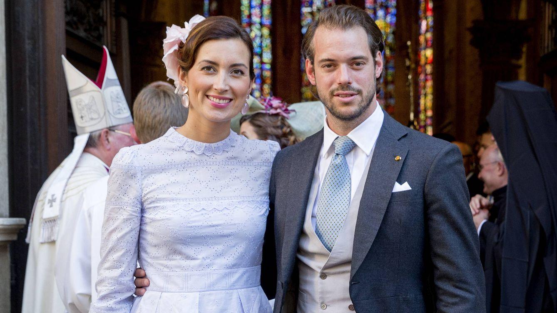 Foto: Félix y Claire de Luxemburgo en una imagen de archivo (Gtres)