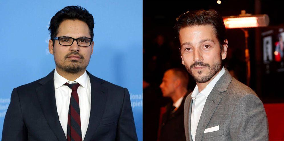 Foto: Michael Peña y Diego Luna, los actores confirmados para la cuarta temporada de 'Narcos'.