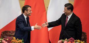 Post de Europa: entre el marido americano y el amigo chino