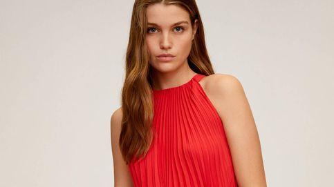 Tres vestidos rojos por menos de 30 euros de Mango Outlet para ser la invitada perfecta