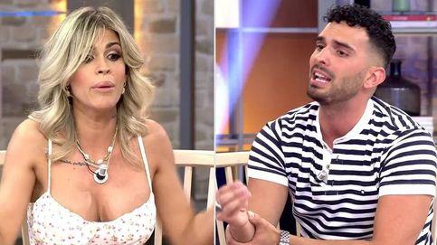 Suso ataca profesionalmente a Ylenia en su monumental bronca en 'Viva la vida'
