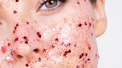 De gelatina y purpurina, así es la mascarilla con retinol más instagrameable