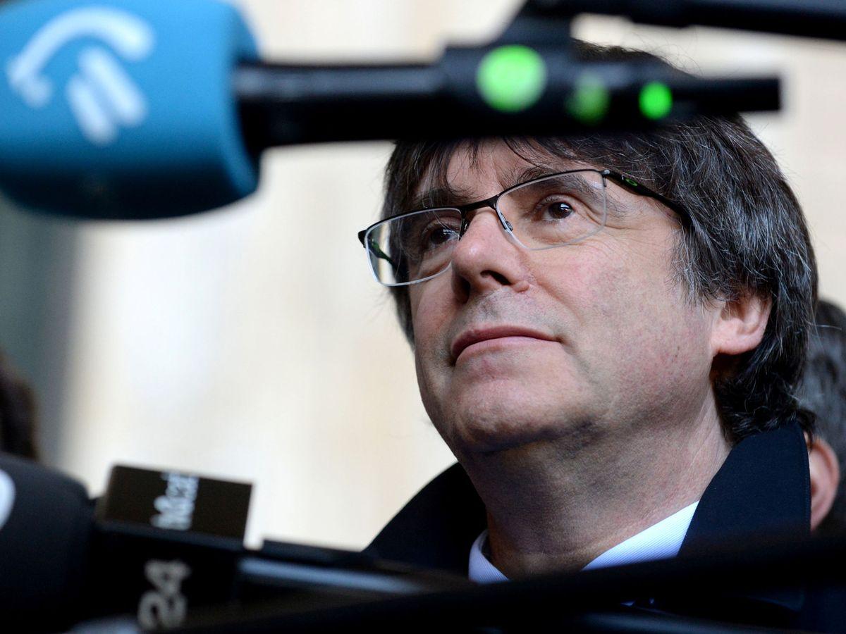 Foto: Puigdemont. (Reuters)