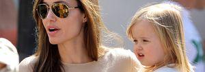 La hija de 4 años de Angelina Jolie y Brad Pitt será princesa de Disney