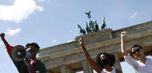 Post de Las manifestaciones por la muerte de George Floyd se extienden a Europa