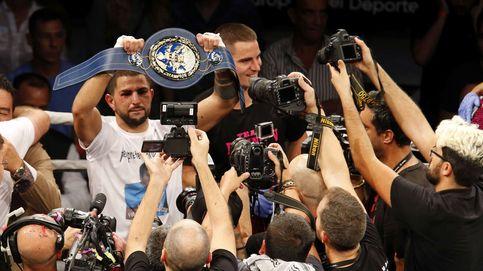 Ferino V se proclama campeón de Europa del peso welter a los puntos
