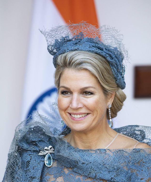 Foto: La reina Máxima de Holanda. (Cordon Press)