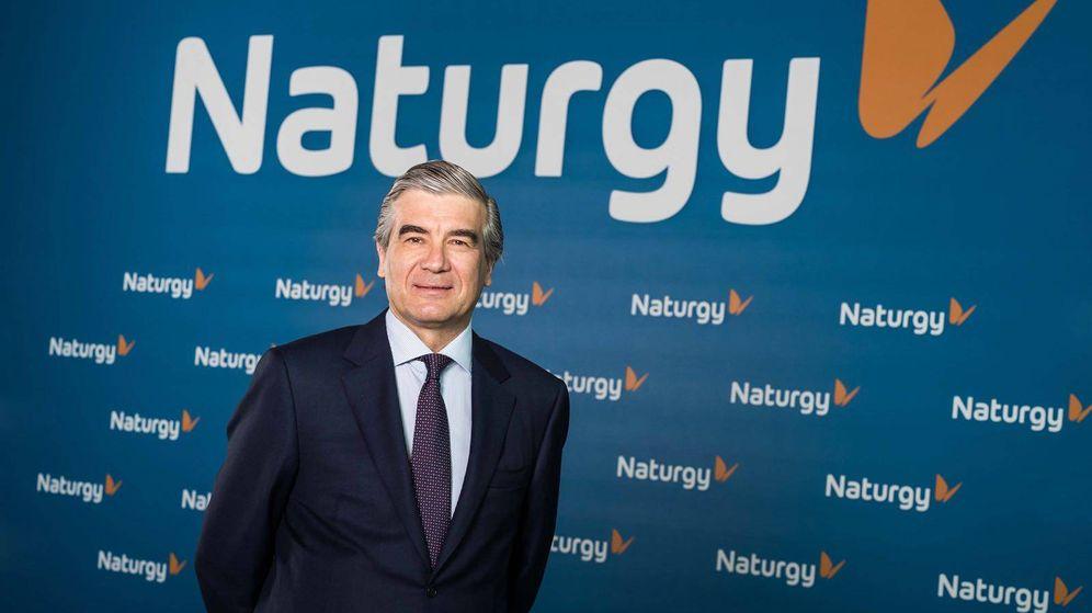 Foto: Francisco Reynés, presidente de Naturgy.