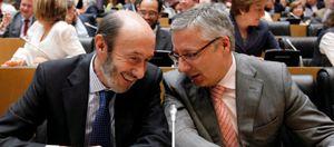 Blanco se alineó con Rubalcaba para echar a Zapatero y conservar el control del PSOE